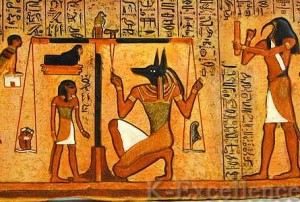 Egyptian-Image-Anubis-Weighing-Soul